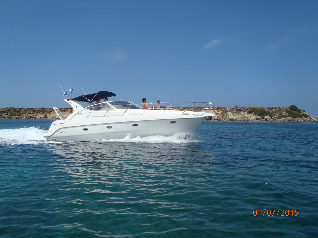 Private Luxury Motor Yacht Day Cruise