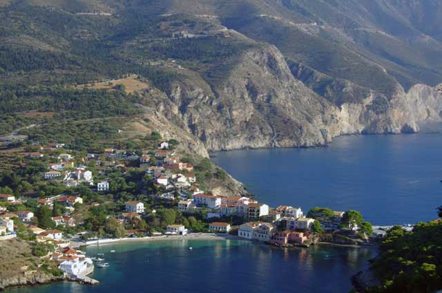VIP Shared half plus day tour - Kefalonia Highlights