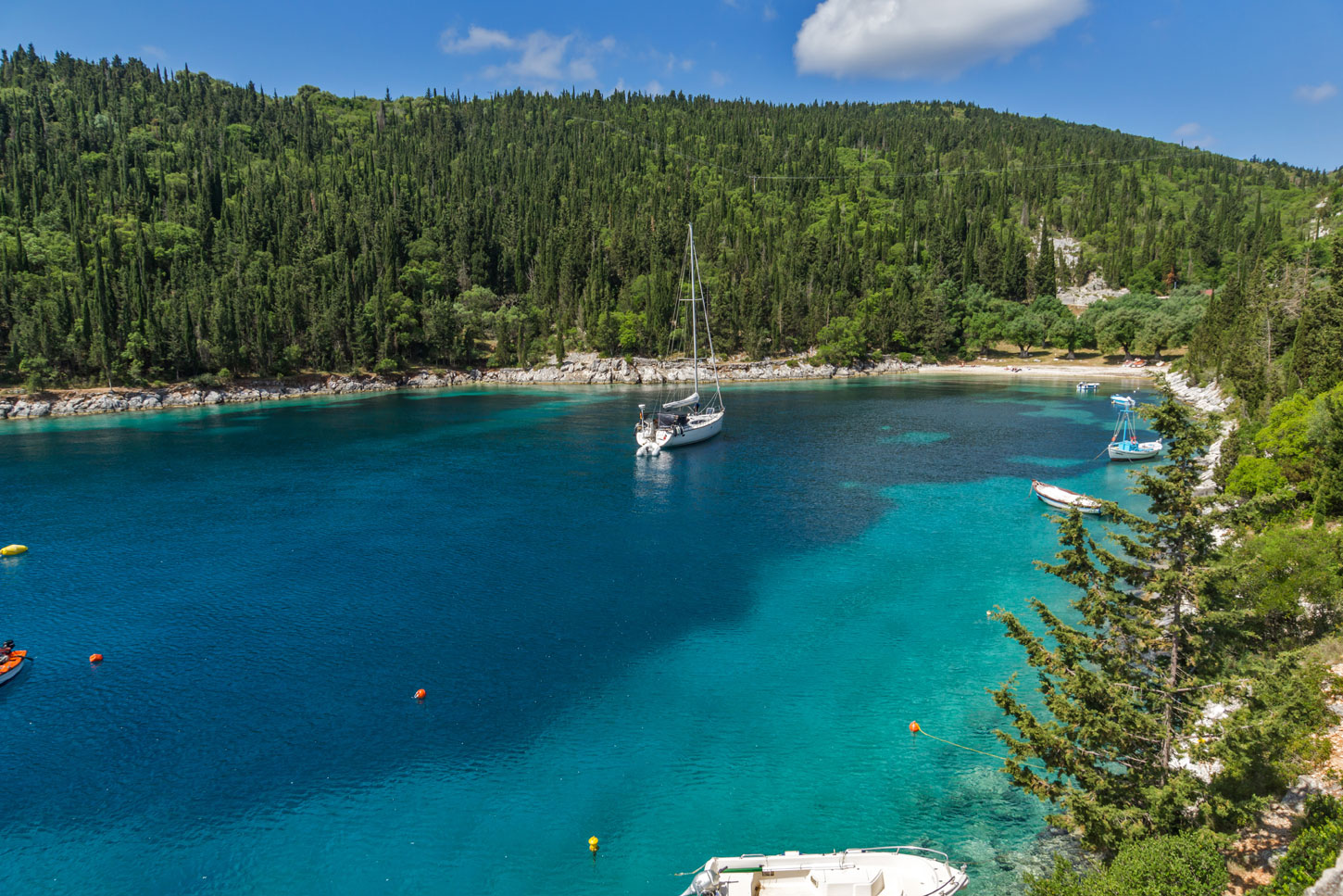 VIP Shared full day tour - Kefalonia Panorama