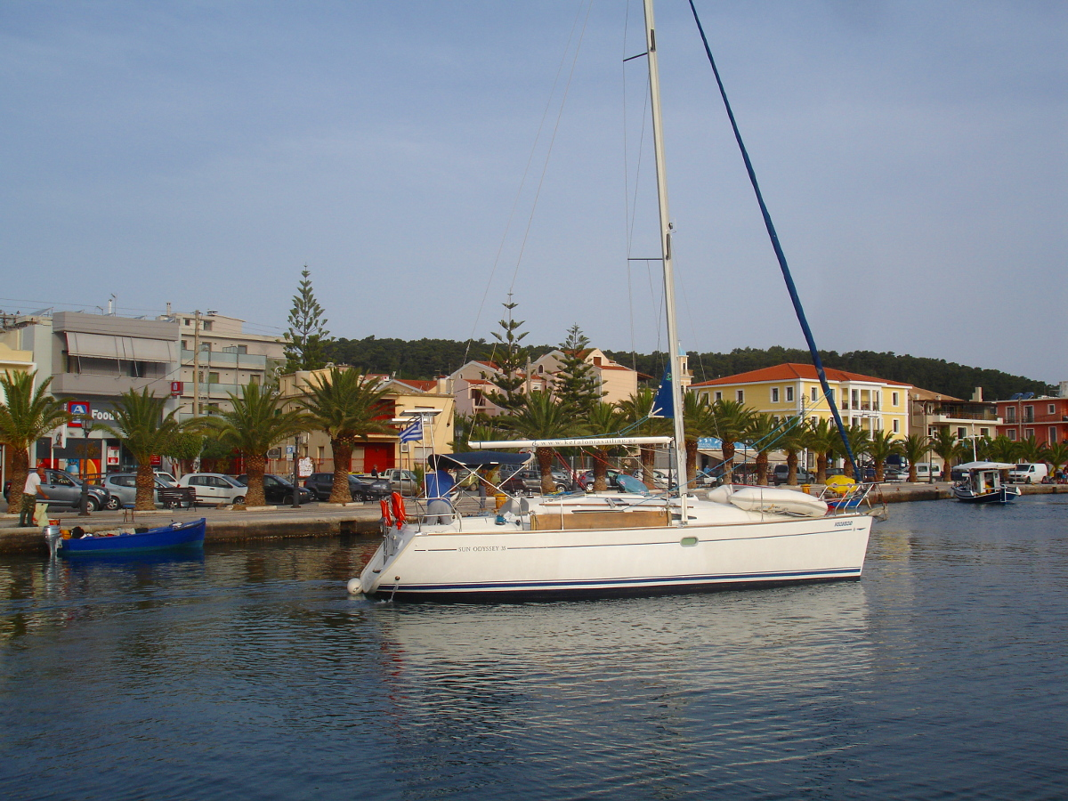 Private Sailing Boat Day Cruise